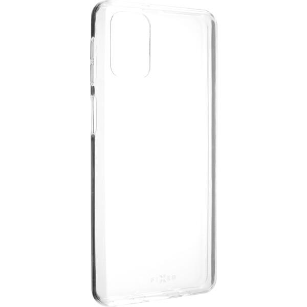 FIXED TPU pouzdro Samsung Galaxy M31s čiré