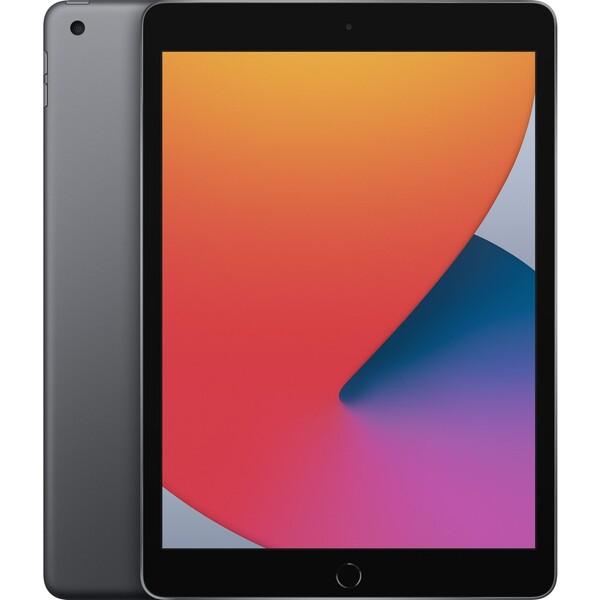 """Apple iPad 10,2"""" 32GB Wi-Fi vesmírně šedý (2020)"""