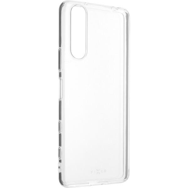 FIXED TPU kryt Sony Xperia 5 II čirý
