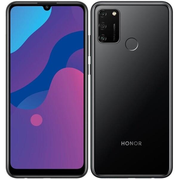 Honor 9A 64GB černý