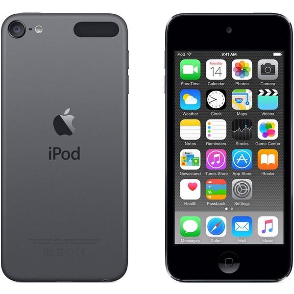 Apple iPod touch 16GB MKH62HC/A Vesmírně šedá
