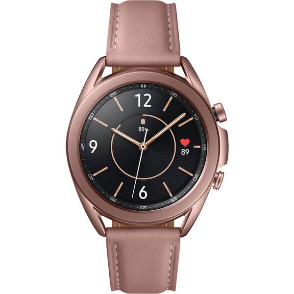 Samsung Galaxy Watch3 41mm bronzová