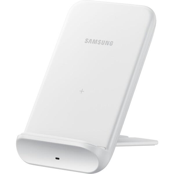 Samsung bezdrátový nabíjecí stojánek (EP-N3300TW) bílý