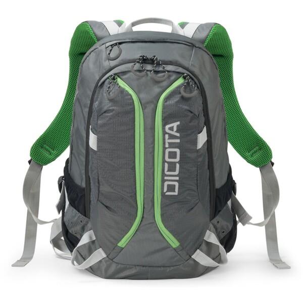 DICOTA Backpack ACTIVE 14-15.6 šedá
