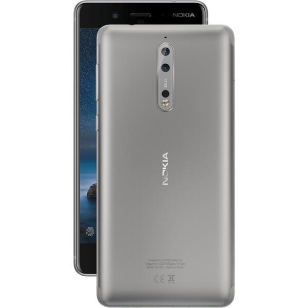 Nokia 8 Dual SIM Ocelová