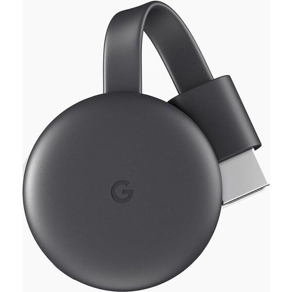 Google Chromecast 3 Černá