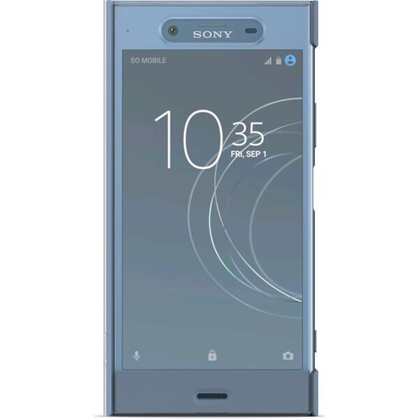 Sony Style Cover Touch ochranné pouzdro Sony Xperia XZ1 modré
