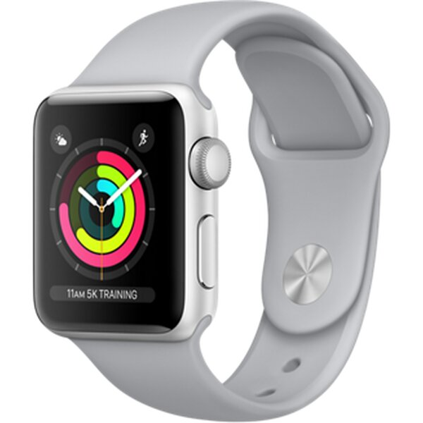 Apple Watch Series 3 42mm hliník