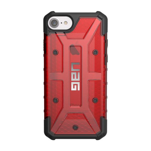UAG plasma odolné pouzdro Apple iPhone 7/6s červené