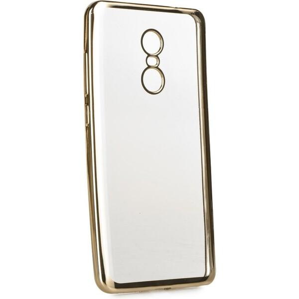 Smarty Electro TPU pouzdro Xiaomi Redmi Note 4X zlaté