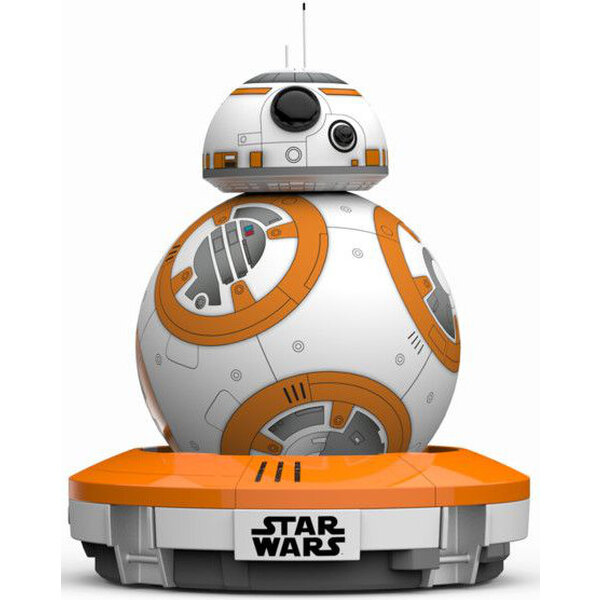 Orbotix BB-8 by Sphero App Controled Droid OR-R001ROW Bílá