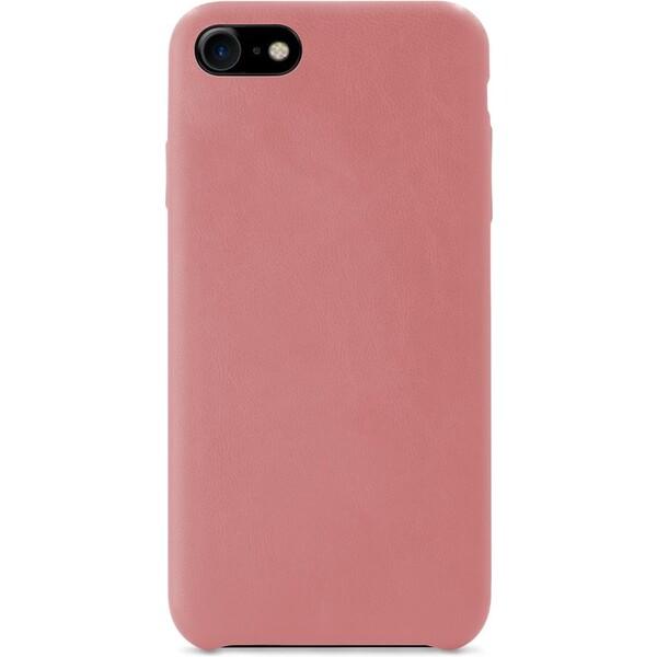 iWant PU kožený kryt Apple iPhone 7/8 růžový