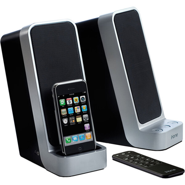 iHome iP71 reproduktory pro iPhone/iPod