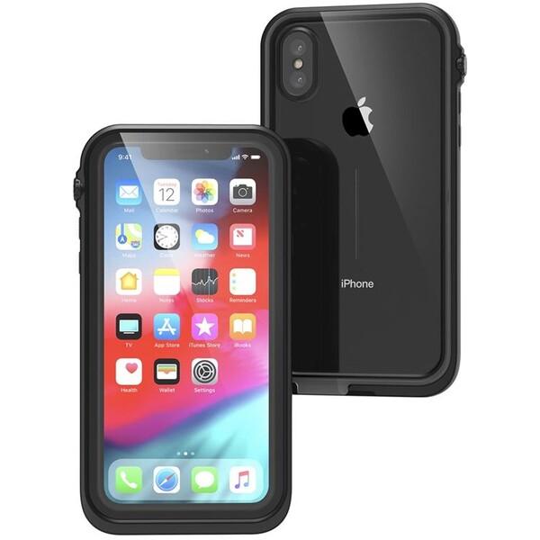 Pouzdro CATALYST Apple iPhone XS CATIPHOXBLKS Černá