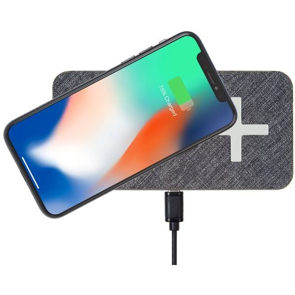 Xtorm Wireless Dual Charging Pad (QI) Magic XW205 Černá
