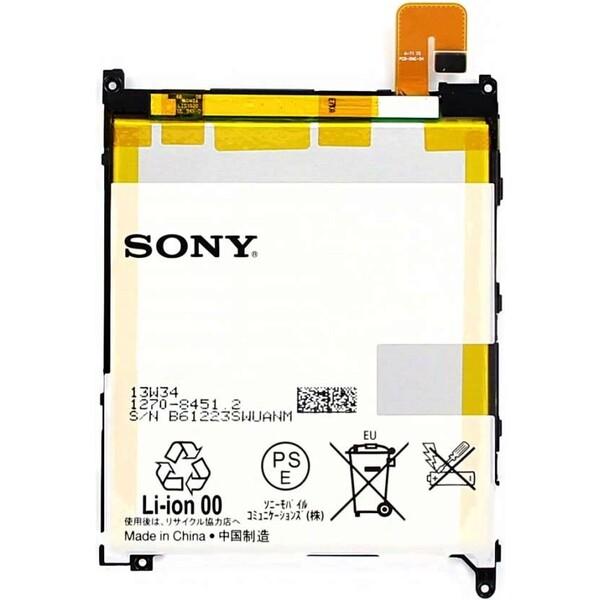 1278-2168 Sony Baterie 2500mAh Li-Pol (Bulk) Bílá