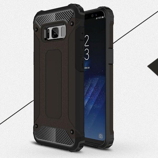 Forcell ARMOR odolné pouzdro Samsung Galaxy S8+ černé