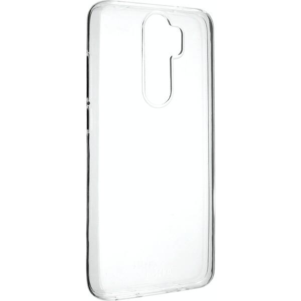 FIXED Skin ultratenké TPU pouzdro 0,6mm Xiaomi Redmi Note 8 Pro čiré