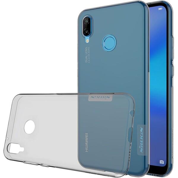 Nillkin Nature TPU pouzdro Huawei P20 Lite šedé