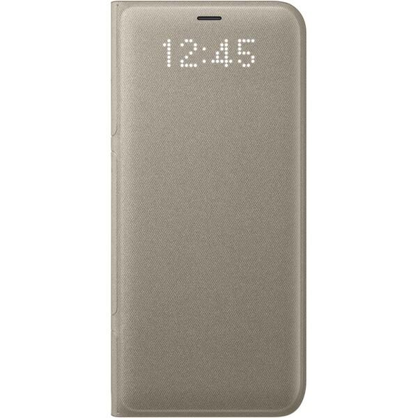 Pouzdro Samsung EF-NG950PFE zlaté Zlatá