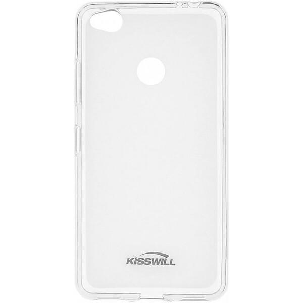 Pouzdro Kisswill TPU Vodafone Smart Ultra 7 Čirá