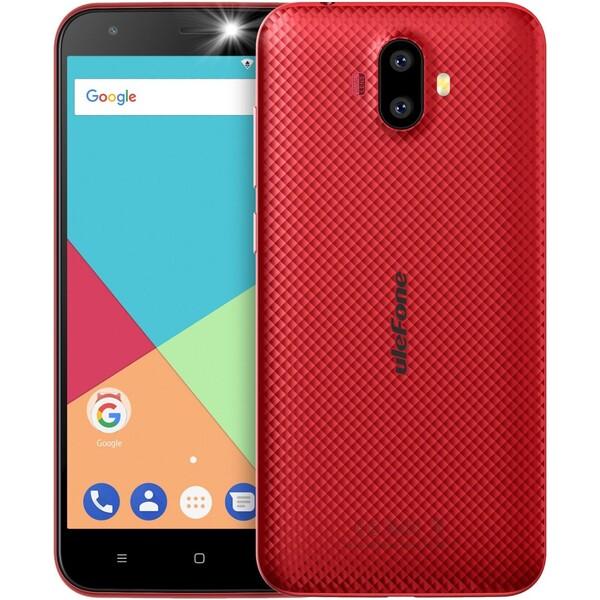 UleFone S7 Červená