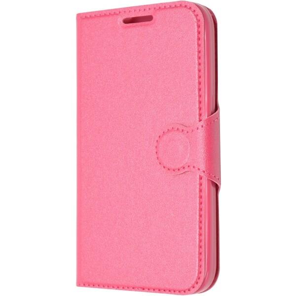 FIXED flip pouzdro Samsung Galaxy Core Prime růžové