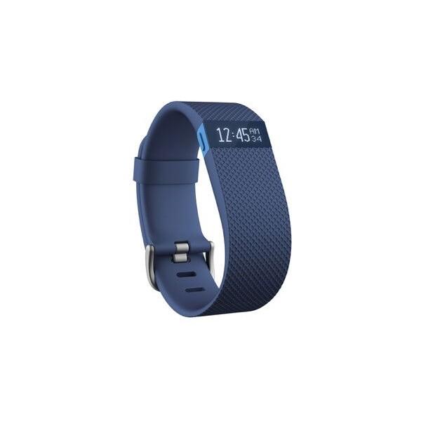 Fitbit Charge HR náramek L modrý