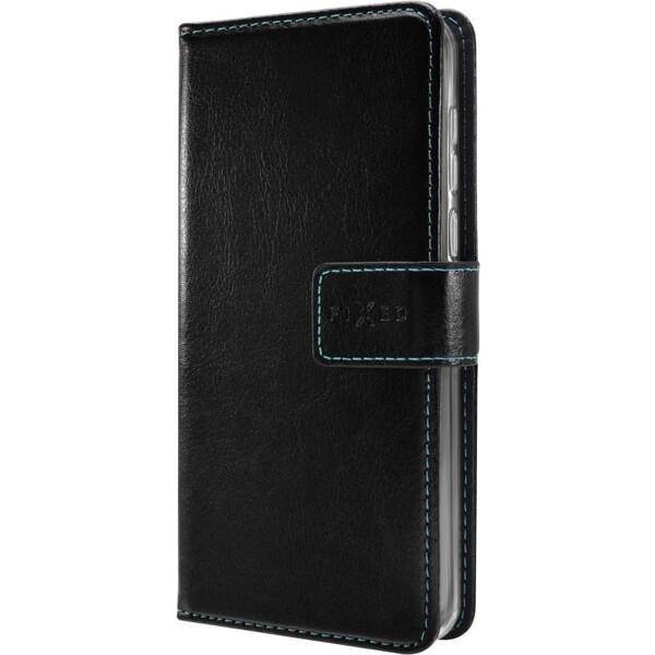 Pouzdro FIXED Opus Sony Xperia XZ1, černé Černá