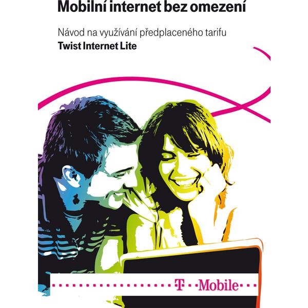 Twist Internet Lite na 3 měsíce