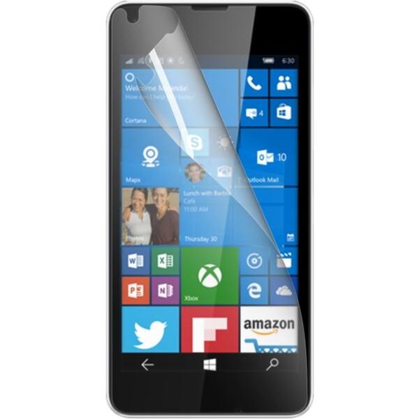 Ochranná fólie Celly Microsoft Lumia 550, 2ks Čirá