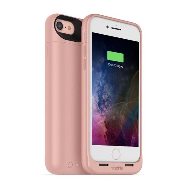 Mophie Juice Pack Air pouzdro s baterií 2525 mAh Apple iPhone 7/8 růžové