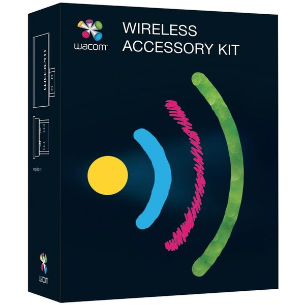 Wacom Bamboo 3 Wireless Kit ACK-40401-N