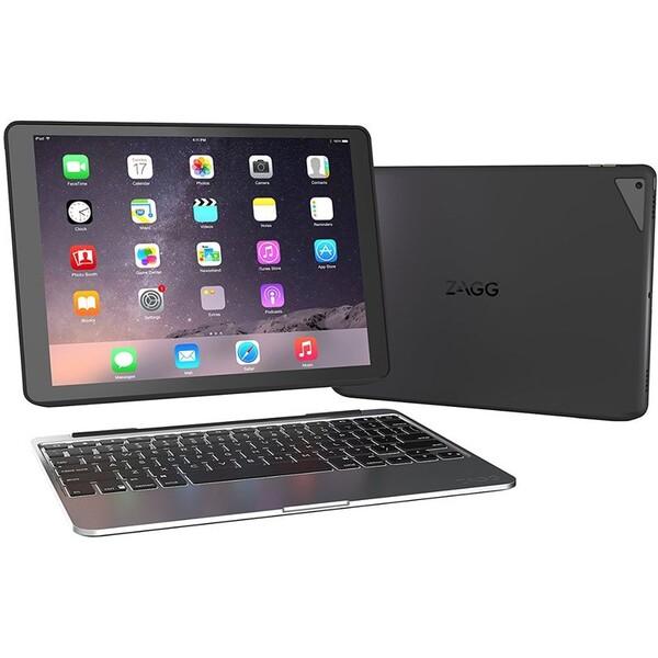 """ZAGG Slim Book pouzdro s klávesnicí pro Apple iPad Pro 12.9"""" ZGID7Zf2-BBZ Černá"""