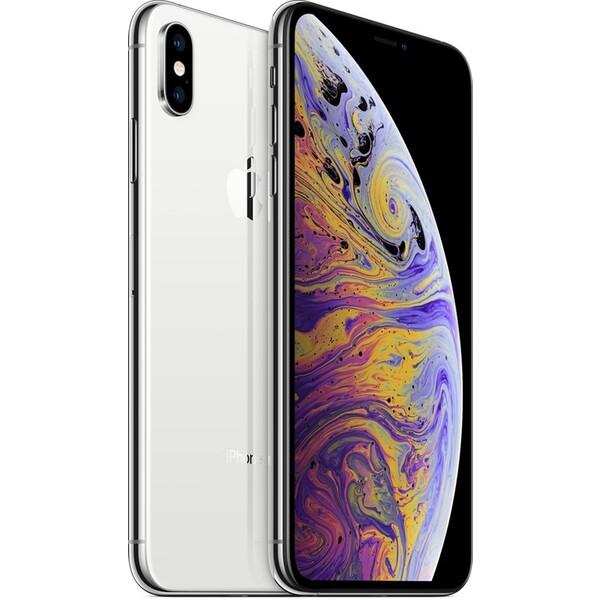 Apple iPhone XS Max 512GB Stříbrná