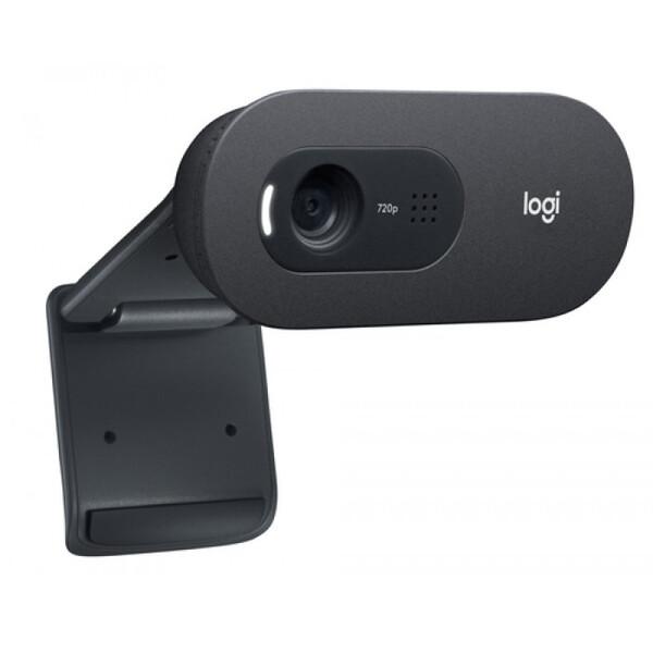 Logitech C505e webkamera černá