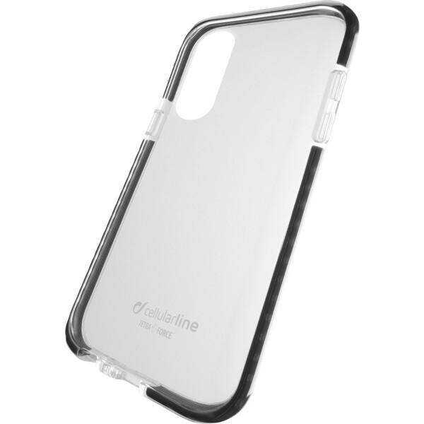 Cellularline Tetra Force Shock-Twist odolné pouzdro Apple iPhone XS Max  TETRACASEIPHX65K Černá de2dc1fe1f5