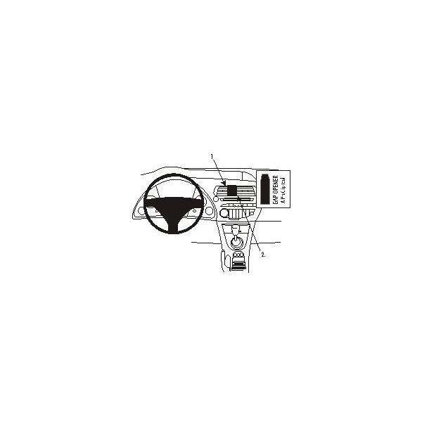Brodit ProClip montážní konzole pro Honda Civic 06-11