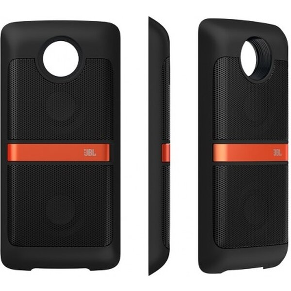 Pouzdro Lenovo Moto Mods Reproduktor JBL SoundBoost černé