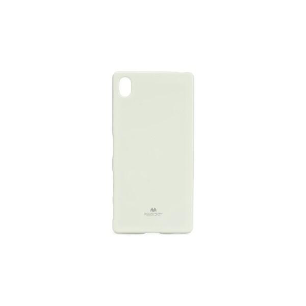 Mercury Jelly pouzdro Sony Xperia Z5 bílé