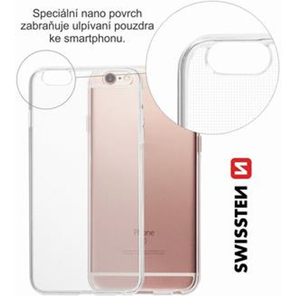 Swissten Clear Jelly kryt Samsung J510F Galaxy J5 2016 čiré