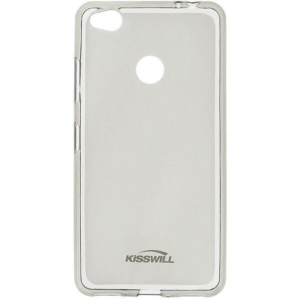 Kisswill TPU pouzdro Xiaomi Redmi 4X černé