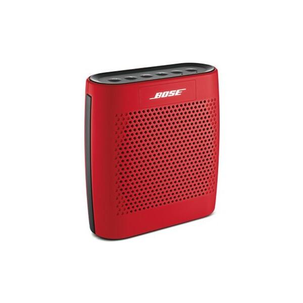 Bose SoundLink Colour Bluetooth Speaker Červená