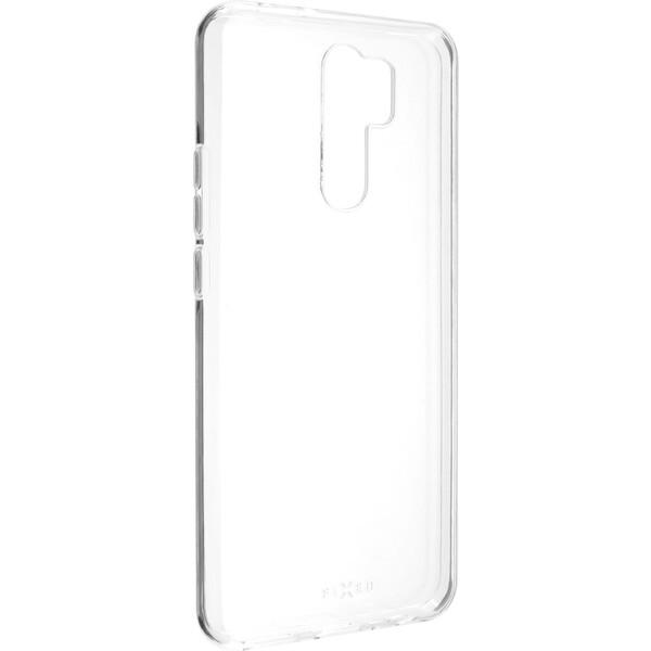 FIXED TPU pouzdro Xiaomi Redmi 9 čiré