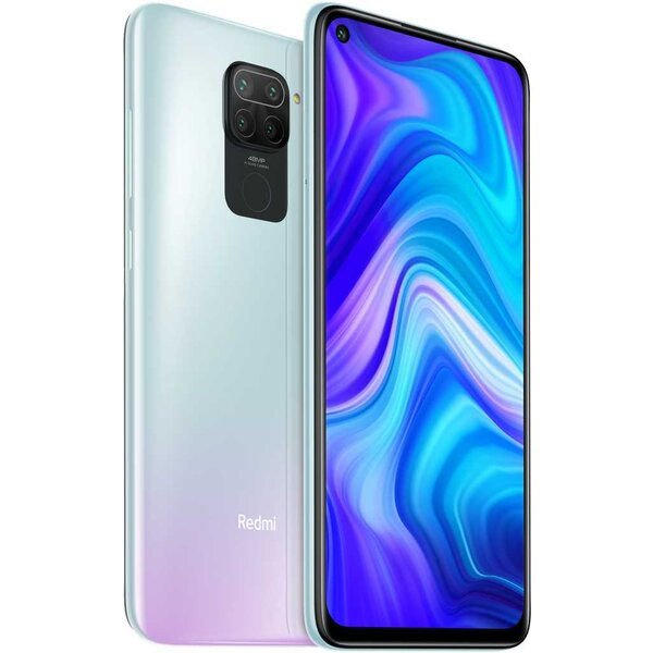Xiaomi Redmi Note 9 3GB/64GB bílý
