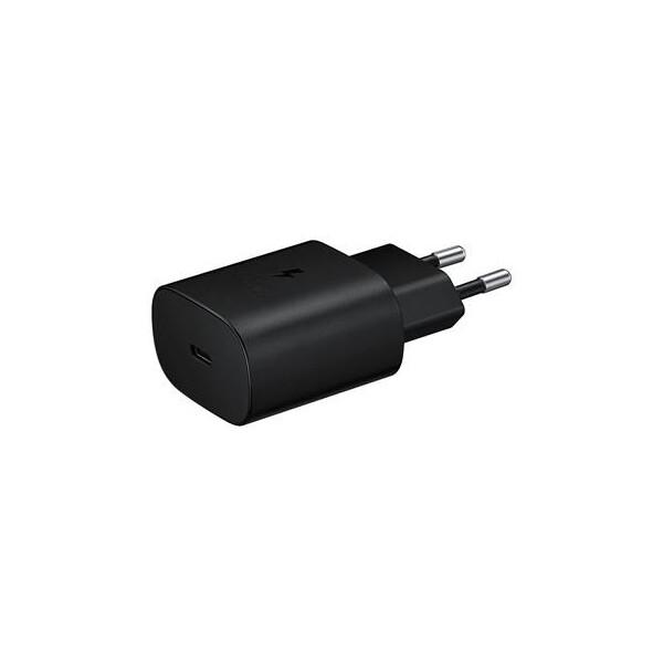 Samsung USB-C síťová nabíječka (EP-TA800EBE) černá (eko-balení)