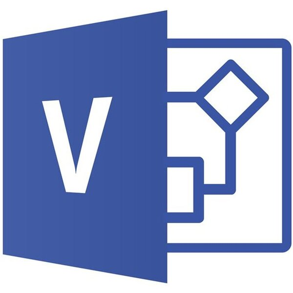 Microsoft Visio Professional 2019 - Licence - 1 PC - elektronická licence