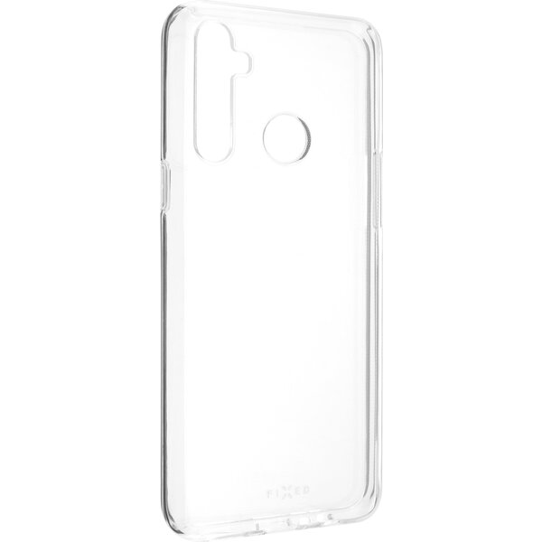 FIXED Skin ultratenké TPU pouzdro 0,6mm Realme C3 čiré