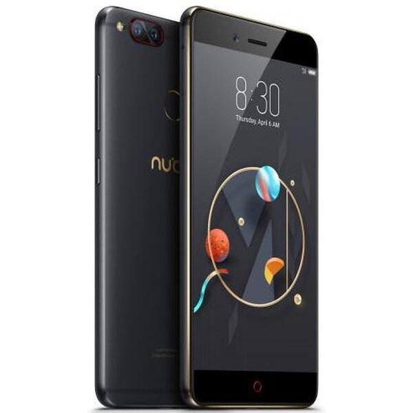Nubia Z17 Mini Dual-SIM Černá