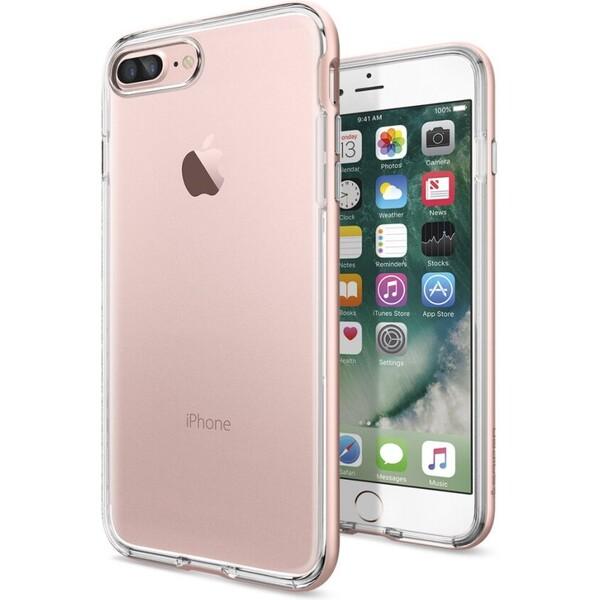 Spigen Neo Hybrid Crystal kryt Apple iPhone 7 Plus růžový